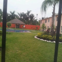 Photo taken at Casa Club Paraiso Country Club by Diego P. on 5/13/2012