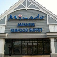 Photo taken at Minado Restaurant by Leonardo T. on 8/17/2012