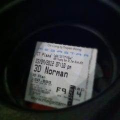 Photo taken at CGV Cinemas CT Plaza by bee on 9/3/2012
