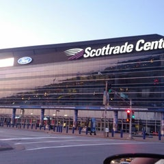 Photo taken at Scottrade Center by Kenny M. on 3/14/2012