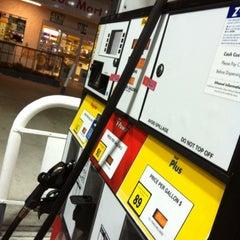 Photo taken at Shell by onezerohero on 7/21/2012