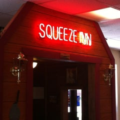 Photo taken at The Squeeze Inn by Matt P. on 7/9/2012