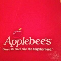 Photo taken at Applebee's Milpitas by Mark Peter on 6/13/2012