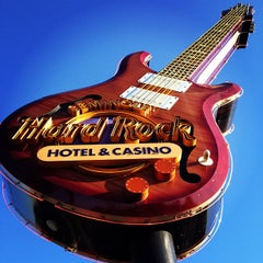 Photo taken at Seminole Hard Rock Hotel & Casino by Dale G. on 5/11/2012