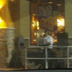 Photo taken at Taco Bell by Christopher C. on 3/8/2012