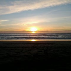 Photo taken at Zmudowski State Beach by Paul W. on 2/21/2012
