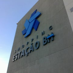Photo taken at Shopping Estação BH by Anderson C. on 5/27/2012