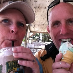 Photo taken at The Slushy Stand by Mindy R. on 5/29/2012