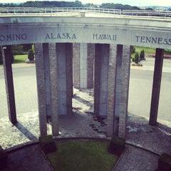 Photo taken at Bastogne Historical Center by Jeroen W. on 7/28/2012