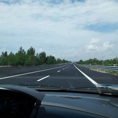 Photo taken at Autostrada A16 Napoli - Canosa by Gianluca C. on 6/11/2012