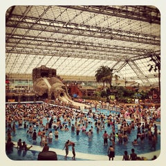 Photo taken at 東京サマーランド (Summerland Water Adventure) by Quickring on 8/14/2012