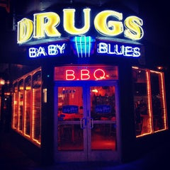 Photo taken at Baby Blues BBQ by Crippie J. on 5/15/2012