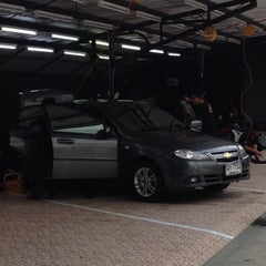 Photo taken at NKS CarCare by Tanai S. on 6/10/2012