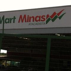 Photo taken at Mart Minas by Tatiane M. on 3/28/2012