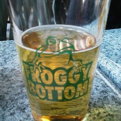 Photo taken at Froggy Bottom Pub by Logan F. on 6/4/2012