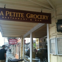 Photo taken at La Petite Grocery by Nicole S. on 8/4/2012