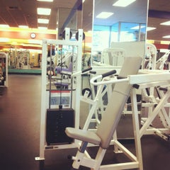 Photo taken at 24 Hour Fitness by Katie M. on 9/4/2012