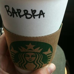 Photo taken at Starbucks by Barbara K. on 5/25/2012