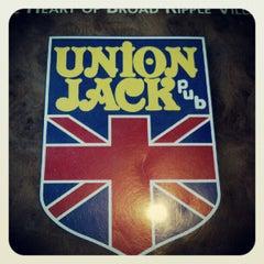 Photo taken at Union Jack Pub by Devon L. on 7/6/2012