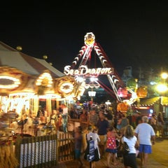 Photo taken at Fantasy Island by Brett B. on 8/4/2012