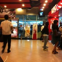 Photo taken at Plaza Cibubur by Septianus S. on 4/26/2012