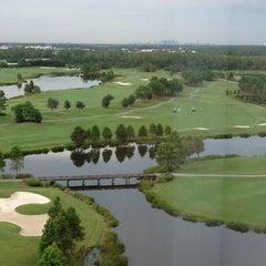 Photo taken at Rosen Shingle Creek Hotel by Regina B. on 8/13/2012