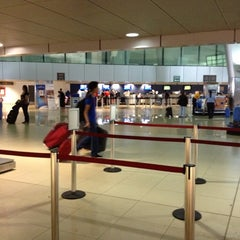 Photo taken at Aeropuerto Internacional La Aurora (GUA) by Johan C. on 4/17/2012