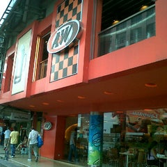 Photo taken at A&W by Spritzers A. on 2/6/2012