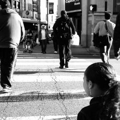 Photo taken at Journal Square by B.C. on 4/19/2012