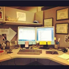 Photo taken at The Desk Of MzHiM810z by alexis on 6/27/2012