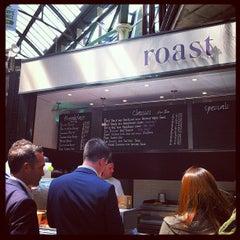Photo taken at Roast Restaurant by Li J. on 6/29/2012