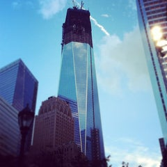 Photo taken at Regal Cinemas Battery Park 11 by Travis on 9/7/2012
