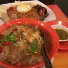 Photo taken at Tialif Cafe by MadiNa C. on 9/9/2012