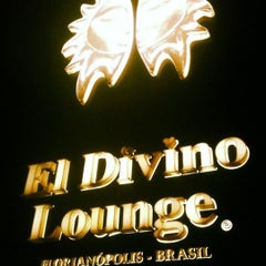 Photo taken at El Divino by Gleice C. on 9/8/2012