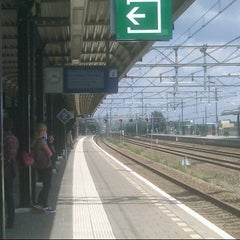 Photo taken at Station Woerden by Peter O. on 8/23/2012