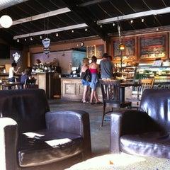 Photo taken at Cherrywood Coffeehouse by Tobias S. on 4/7/2012