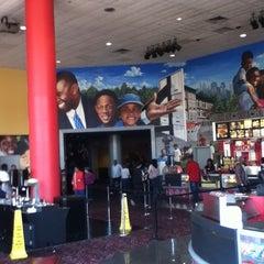 Photo taken at AMC Magic Johnson Harlem 9 by Black I. on 5/13/2012