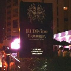 Photo taken at El Divino by Nuno Cesar B. on 4/7/2012