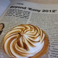 Photo taken at Schwartz Bakery by Alejandra S. on 3/18/2012