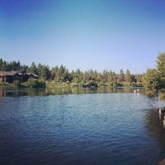 Photo taken at Farewell Bend Dog Park by Lindsay L. on 8/17/2012
