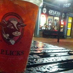 Photo taken at J.P. Licks by Piseth S. on 6/24/2012