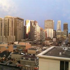 Photo taken at Courtyard Toronto Downtown by vito m. on 3/15/2012