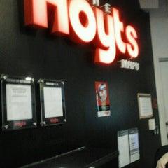 Photo taken at Cine Hoyts by Carolina V. on 6/27/2012