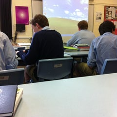 Photo taken at Canberra Grammar School by Chain S. on 2/28/2012