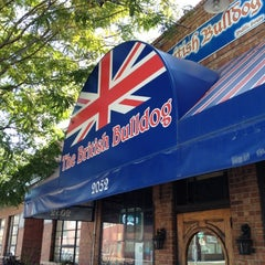 Photo taken at British Bulldog by Vina T. on 8/4/2012