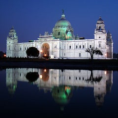 Photo taken at Victoria Memorial by ITC Hotels on 7/18/2012