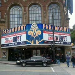 Photo taken at Paramount Theatre by Michael K. on 6/10/2012