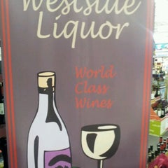Photo taken at West Side Discount Liquor by Patty G. on 6/6/2012