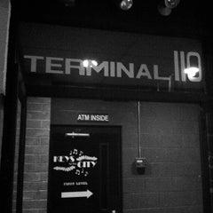 Photo taken at Terminal 110 by Tim M. on 8/12/2012