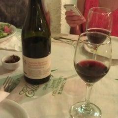 Photo taken at Elia Olive Tree Tavern by Артем Г. on 7/31/2012